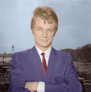 Claude François in 1965